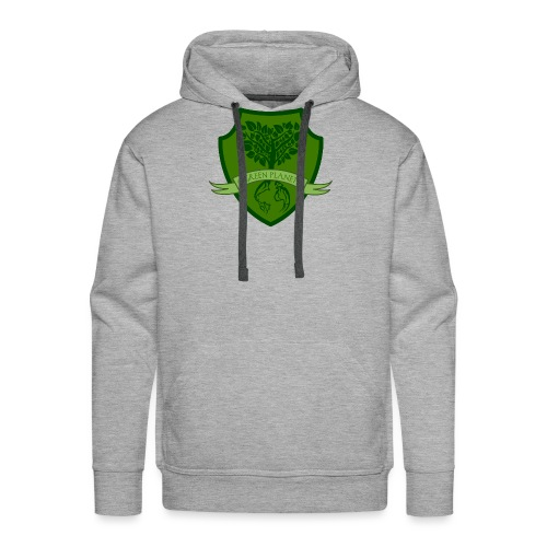 Green Planet - Sudadera con capucha premium para hombre