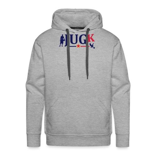 Basketball Yougoslavie - Sweat-shirt à capuche Premium pour hommes