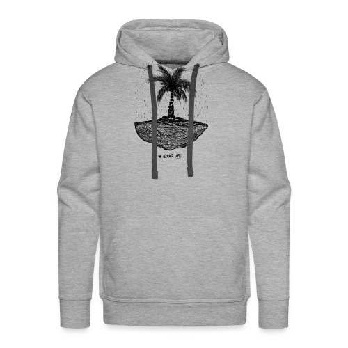 ISLAND LIFE // MNEMOSIS - Men's Premium Hoodie
