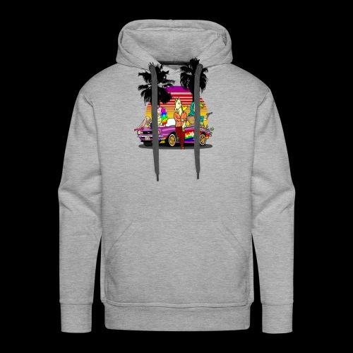 LIKORN - Sweat-shirt à capuche Premium pour hommes