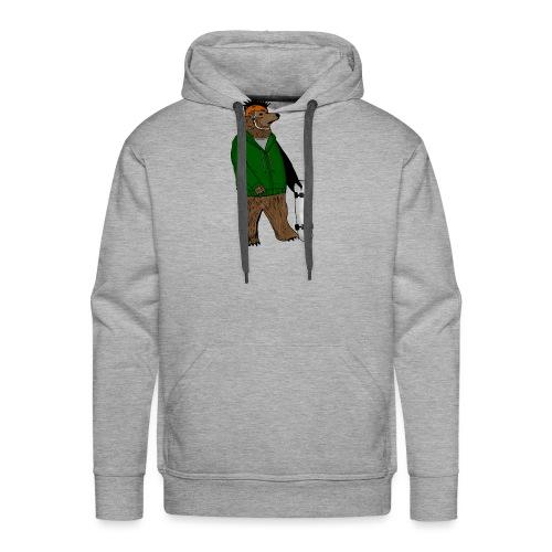 Skate Bjorn - Men's Premium Hoodie