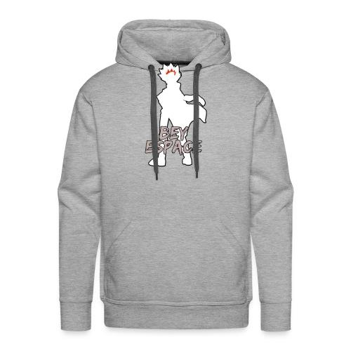 Bey Espace Ryuga - Sweat-shirt à capuche Premium pour hommes