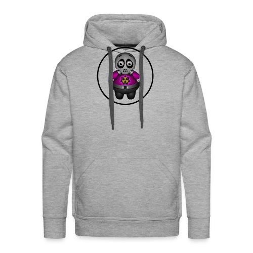 Radioactieve alien - Mannen Premium hoodie