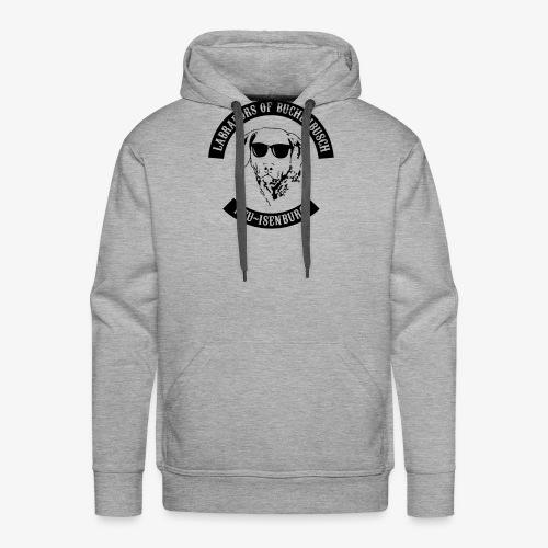 lab_logo_black - Männer Premium Hoodie