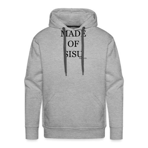 Made of Sisu - Sick and Fit - Men's Premium Hoodie