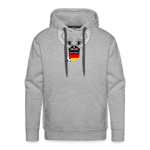 Fußball T-shirts Deutschland - Men's Premium Hoodie