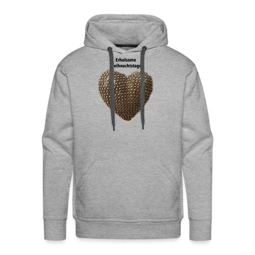 Weihnachten - Männer Premium Hoodie