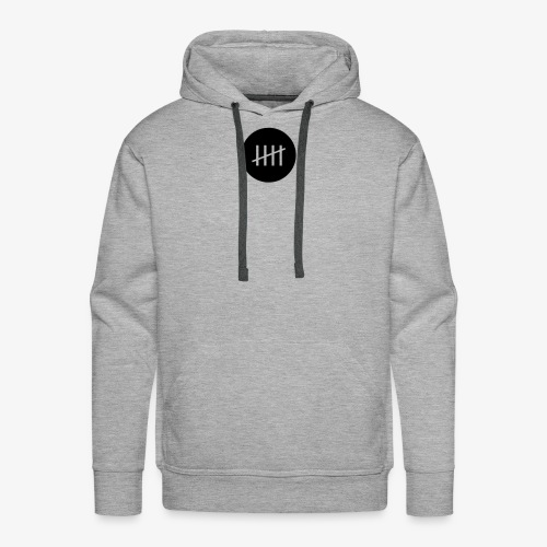 Delusional Tally - Men's Premium Hoodie