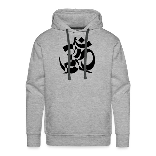 Power of Yoga - Männer Premium Hoodie
