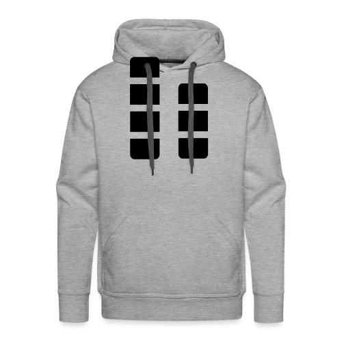 ctylight icon bild - Männer Premium Hoodie