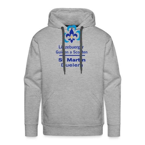 LGS Duelem 10 x 13cm - Männer Premium Hoodie
