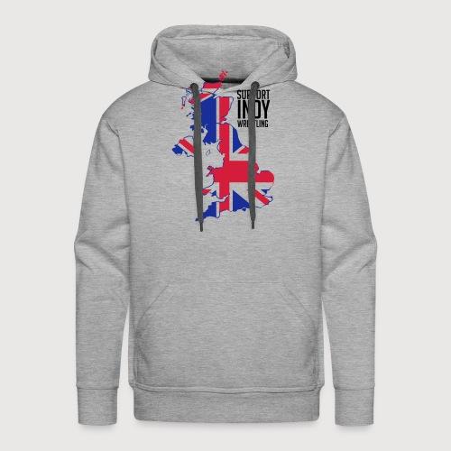 Indy Britain - Men's Premium Hoodie