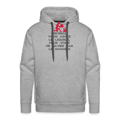 ASTRO VERSEAU - Sweat-shirt à capuche Premium pour hommes