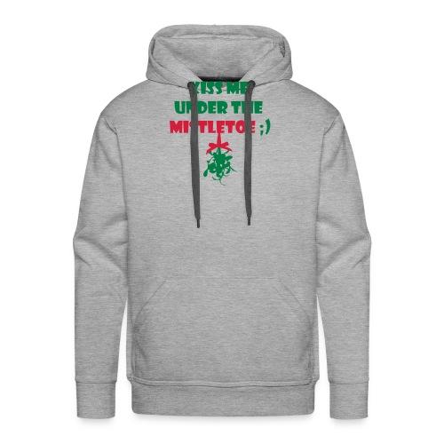 mistletoe - Männer Premium Hoodie