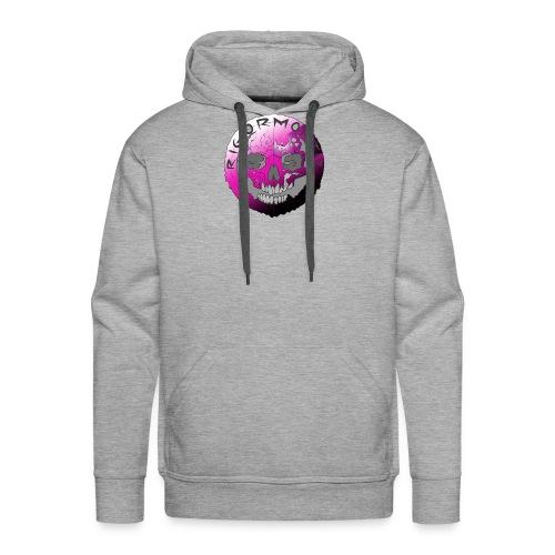 Rigormortiz Purple Design - Men's Premium Hoodie