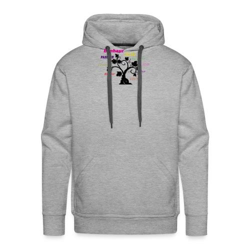L'arbre de la vie - Sweat-shirt à capuche Premium pour hommes