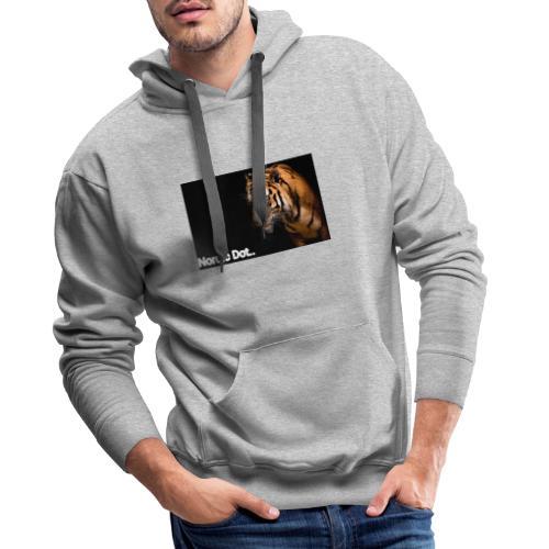 Tiger - Herre Premium hættetrøje