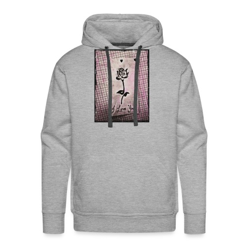 Love Blossom - Men's Premium Hoodie