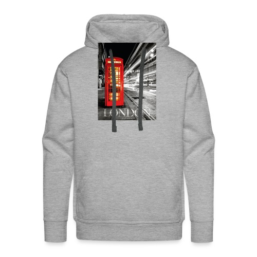 London | 8SAP City Collection - Männer Premium Hoodie