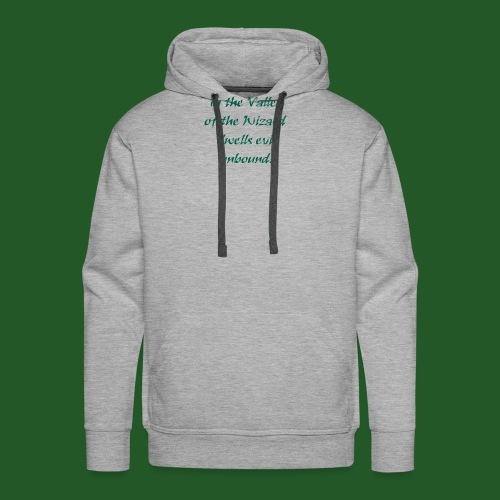 In_Valley_of_the_Wizard-png - Men's Premium Hoodie