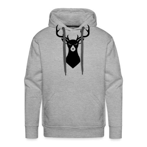 Caribou 9 - Sweat-shirt à capuche Premium pour hommes