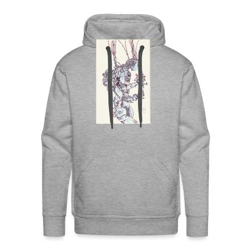 IMG_20160406_0001 - Sweat-shirt à capuche Premium pour hommes