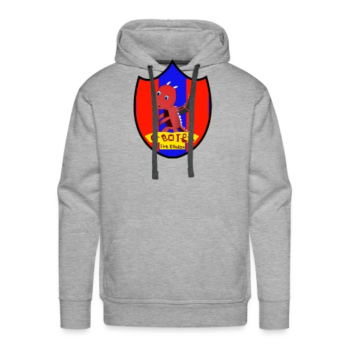 George The Dragon - Men's Premium Hoodie