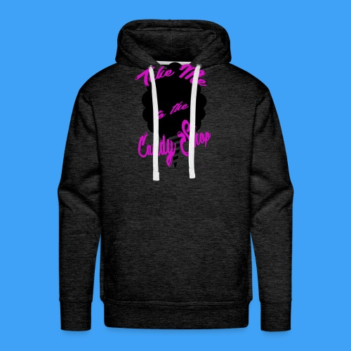 Take Me To The Candy Shop - Mannen Premium hoodie