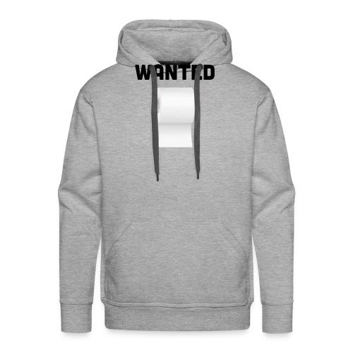 Papier wc recherché - Sweat-shirt à capuche Premium pour hommes