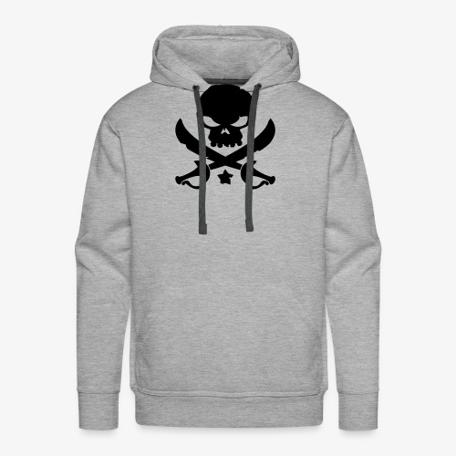 Pirate Destroy - Sweat-shirt à capuche Premium pour hommes