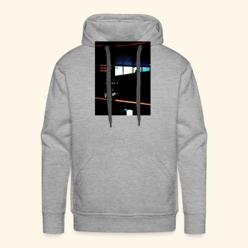 no relation shit - Sweat-shirt à capuche Premium pour hommes