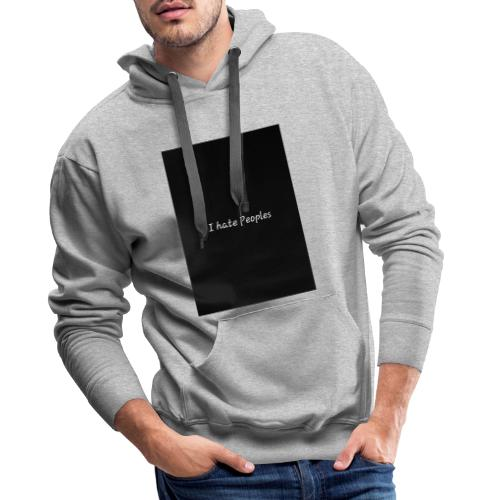 Deep - Männer Premium Hoodie