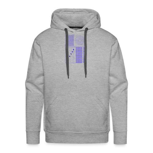 MULTITUDE - Sweat-shirt à capuche Premium pour hommes