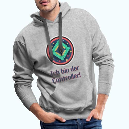 I am the controller - Men's Premium Hoodie