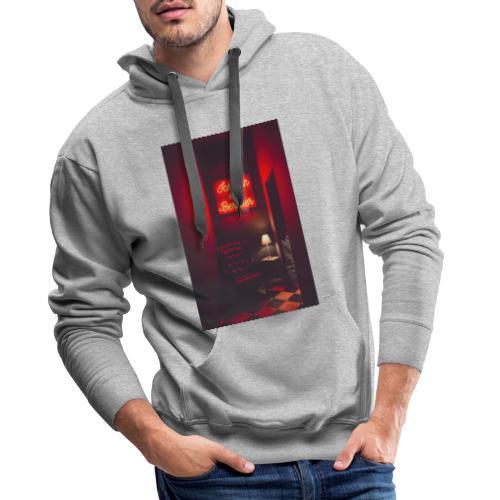 Ich bin ein Berliner T-Shhirt für dich ! - Männer Premium Hoodie