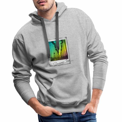 Summer Time - Men's Premium Hoodie
