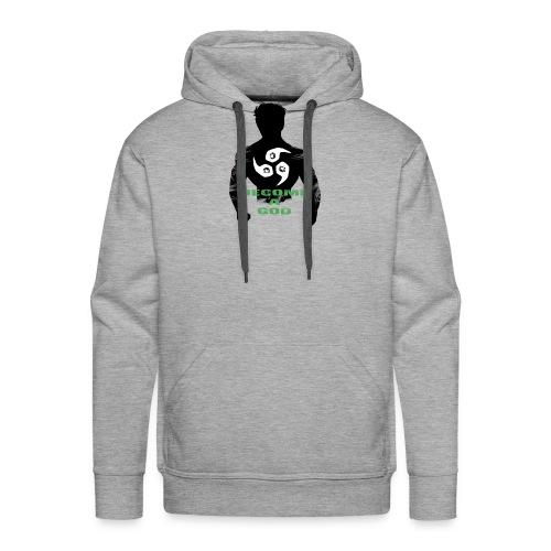 Raijin Become_A_God - Männer Premium Hoodie