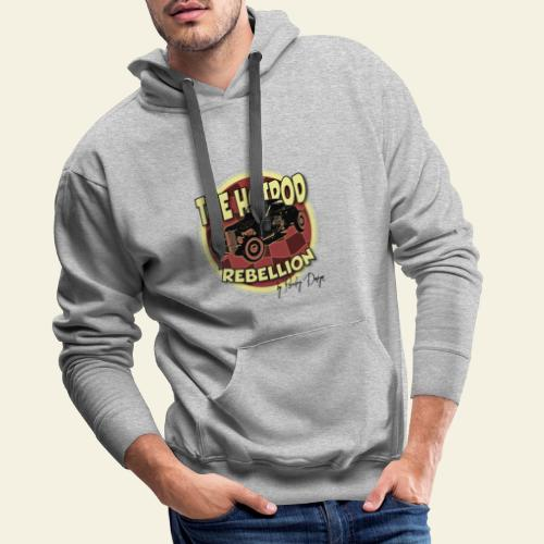 hotrod rebellion - Herre Premium hættetrøje