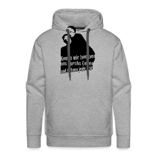 Bonnie und Clyde - Männer Premium Hoodie