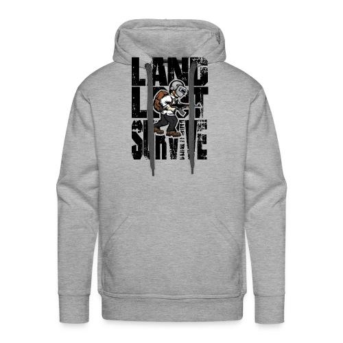 Land Loot Survive - Premiumluvtröja herr