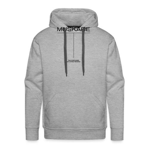 Muskabe-Shirt One - Männer Premium Hoodie