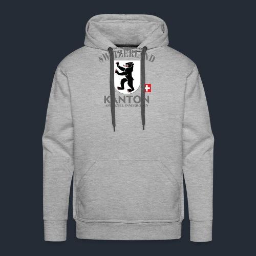 Kanton T-Shirt appenzelli, Schweiz, switzerlang - Männer Premium Hoodie