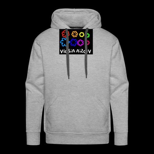 viosion rainbow - Men's Premium Hoodie