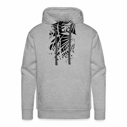 JUNGLE - Sweat-shirt à capuche Premium pour hommes