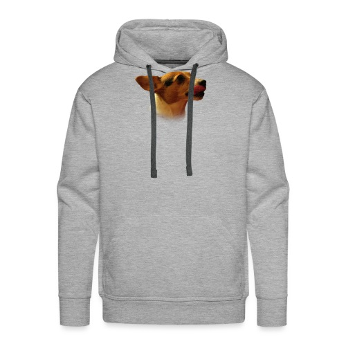 Peace | The Jack Russell - Men's Premium Hoodie