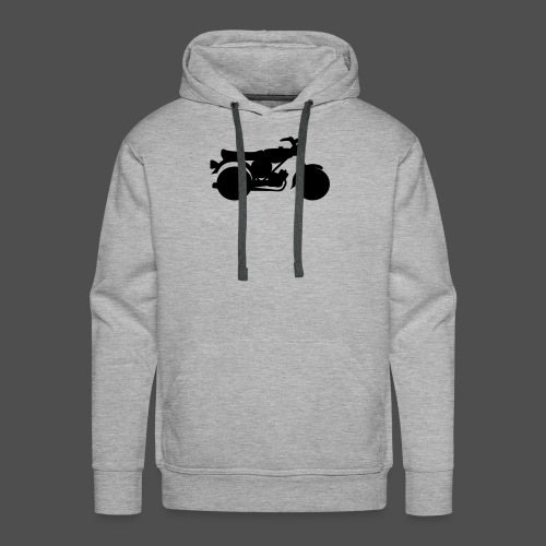 Moped 0MP01 - Men's Premium Hoodie