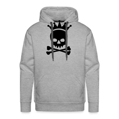 Roi des pirates - Sweat-shirt à capuche Premium pour hommes