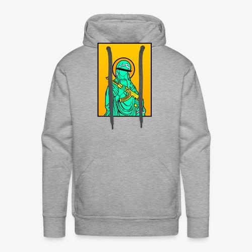 Gold liberty - Sweat-shirt à capuche Premium pour hommes