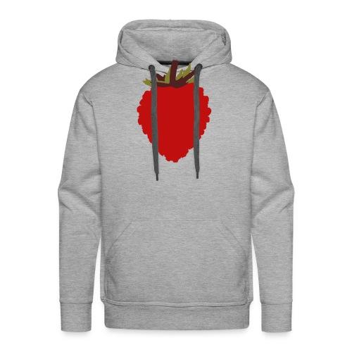 Wild Strawberry - Men's Premium Hoodie