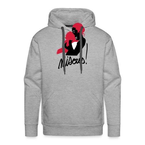 First Misous ! - Sweat-shirt à capuche Premium pour hommes